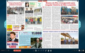 Jornal O Noticiário - Versao Impressa